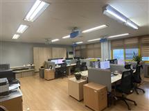 통합교육지원팀 사무실